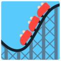 Roller Coaster on Mozilla Firefox OS 2.5