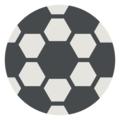 Soccer Ball on Mozilla Firefox OS 2.5