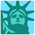 Statue of Liberty on Mozilla Firefox OS 2.5