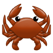 Crab on Samsung Experience 8.5 (Galaxy Note S8)