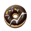 Doughnut on Samsung Galaxy S8 (April 2017)