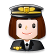 Woman Pilot on Samsung Experience 8.5 (Galaxy Note S8)