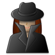 Woman Detective on Samsung Experience 8.5 (Galaxy Note S8)