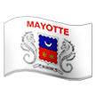 Mayotte on Samsung Galaxy S8 (April 2017)
