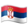 Serbia on Samsung Experience 8.5 (Galaxy Note S8)