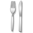 Fork and Knife on Samsung Galaxy S8 (April 2017)