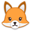 Fox Face on Samsung Galaxy S8 (April 2017)