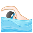 Man Swimming on Samsung Experience 8.5 (Galaxy Note S8)