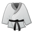Martial Arts Uniform on Samsung Galaxy S8 (April 2017)