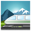 Mountain Railway on Samsung Galaxy S8 (April 2017)