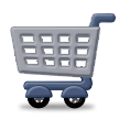Shopping Cart on Samsung Galaxy S8 (April 2017)