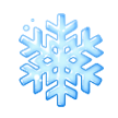 Snowflake on Samsung Experience 8.5 (Galaxy Note S8)