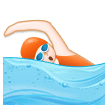 Woman Swimming on Samsung Experience 8.5 (Galaxy Note S8)