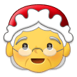 Mrs. Claus on Samsung Experience 9.0