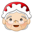 Mrs. Claus: Light Skin Tone on Samsung Experience 9.0