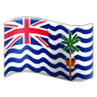 British Indian Ocean Territory on Samsung Experience 9.1