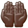 Palms Up Together: Dark Skin Tone on Samsung Experience 9.1