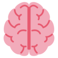 Brain on Twitter Twemoji 2.3