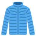 Coat on Twitter Twemoji 2.3