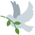 Dove on Twitter Twemoji 2.3