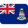 Cayman Islands on Twitter Twemoji 2.3