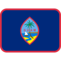 Guam on Twitter Twemoji 2.3