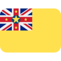 Niue on Twitter Twemoji 2.3