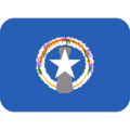 Northern Mariana Islands on Twitter Twemoji 2.3