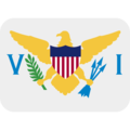 U.S. Virgin Islands on Twitter Twemoji 2.3