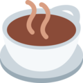 Hot Beverage on Twitter Twemoji 2.3
