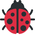 Lady Beetle on Twitter Twemoji 2.3
