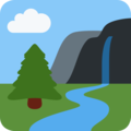 National Park on Twitter Twemoji 2.3