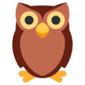 Owl on Twitter Twemoji 2.3