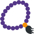 Prayer Beads on Twitter Twemoji 2.3