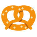 Pretzel on Twitter Twemoji 2.3