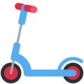 Kick Scooter on Twitter Twemoji 2.3