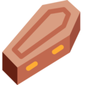 Coffin on Twitter Twemoji 2.4