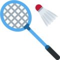 Badminton on Twitter Twemoji 2.5