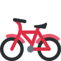 Bicycle on Twitter Twemoji 2.5