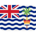 British Indian Ocean Territory on Twitter Twemoji 2.5