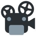 Film Projector on Twitter Twemoji 2.6