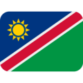 Namibia on Twitter Twemoji 2.6