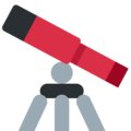 Telescope on Twitter Twemoji 2.6