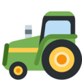 Tractor on Twitter Twemoji 2.6