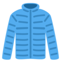 Coat on Twitter Twemoji 11.0