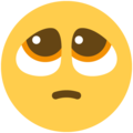 Pleading Face on Twitter Twemoji 11.0