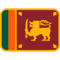 Sri Lanka on Twitter Twemoji 11.0