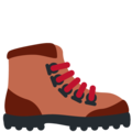 Hiking Boot on Twitter Twemoji 11.0