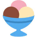 Ice Cream on Twitter Twemoji 11.0