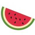 Watermelon on Twitter Twemoji 11.0